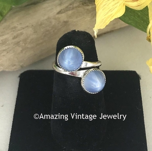 TOO BLUE Ring