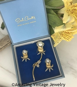 ULTRA FASHION COLLECTION - GOLDEN ICE ROSE Set