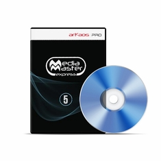 ADJ ArKaos Media Master Express Software (Backup Boxed)