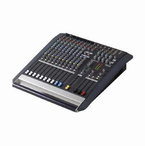 ALLEN & HEATH PA12 8 Mono Mic or Line Inputs + 2 Stereo