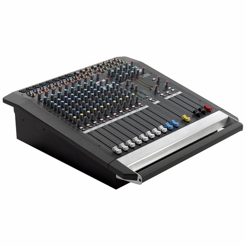 ALLEN & HEATH PA12-CP 8 Mono Mic or Line Inputs + 2 Stereo Powered Mixer