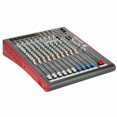 ALLEN & HEATH ZED-14 6 MIC/LINE & 4 STEREO INPUTS W/ USB PORT