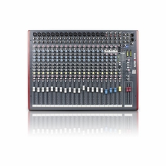 ALLEN & HEATH ZED-22FX 22 x 2 mixer with built in FX and USB I/O