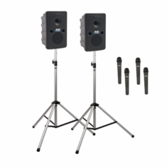 Anchor Audio GG-DP4-AIR - Go Getter Deluxe AIR Package 4