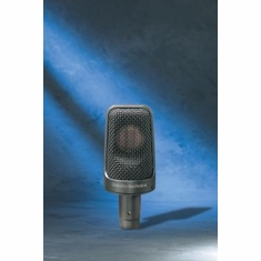 AUDIO-TECHNICA AE3000 Large-diaphragm side-address cardioid condenser instrument microphone