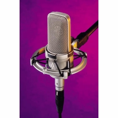 AUDIO-TECHNICA AT4047/SV Side-address cardioid condenser microphone