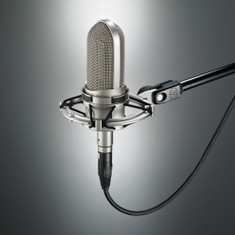 AUDIO-TECHNICA AT4080 Bidirectional ribbon microphone