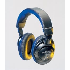 AUDIO-TECHNICA ATH-M40 Extended-response closed-back dynamic monitor headphones