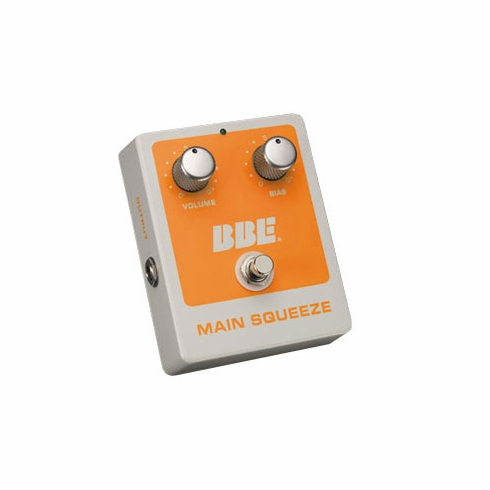 BBE MAIN SQUEEZE Compressor with Hardwire bypass, LED operation indicator
