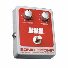 BBE SONIC STOMP High Quality Stomp Box