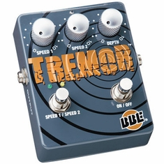 BBE TREMOR Dual -Mode Analog Tremolo with True Bypass