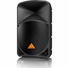 "BEHRINGER B112MP3 Active 2-Way 12"" PA Speaker System with MP3 Player, Wireless Option and Integrated Mixer"