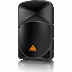 "BEHRINGER B112W Active 2-Way 12"" PA Speaker System with Bluetooth Wireless Technology, Wireless Microphone Option and Integrated Mixer"