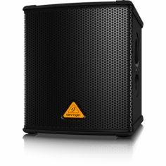 "BEHRINGER B1200D-PRO High-Performance Active 500-Watt 12"" PA Subwoofer with Built-In Stereo Crossover"