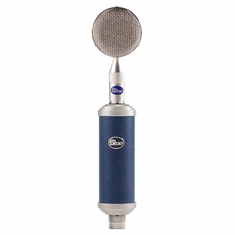 BLUE BOTTLE ROCKET STAGE 1 Class A Discrete Solid State Mic