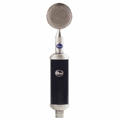 BLUE BOTTLE ROCKET STAGE 2 Class A Discrete Tube Mic with Interchangeable capsule mount system