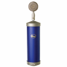 BLUE BOTTLE Tube Mic with Custom Transformer and Interchangeable Capsule Mount System