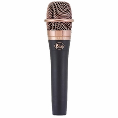 BLUE MIC ENCORE 200 Phantom Powered Dynamic Handheld Live Performance Mic