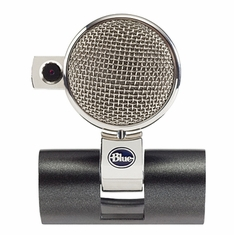 BLUE MIC EYEBALL 1.0 HD Webcam with High Quality Microphone