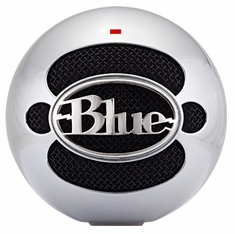 BLUE MIC SNOWBALL BUNDLE High quality USB Mic