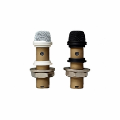 "CAD AUDIO 220VPW Variable Polar Pattern Installation Boundary ""button"" Microphone White"