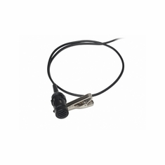 CAD AUDIO 301 Cardioid Condenser clip-on microphone with TA4F