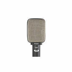 CAD AUDIO D80 Side Address Large Diaphragm Cardioid Dynamic Cabinet/Percussion Microphone