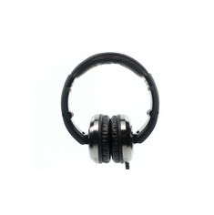 CAD AUDIO MH510CR Closed-back Studio Headphones -50mm Drivers- Chrome - Two Cables, Two Sets Earpads
