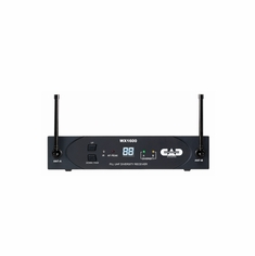 CAD AUDIO RX1600 Receiver for WX1600 Series Wireless ( Does not include Transmitter )