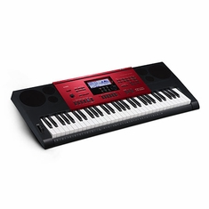 CASIO CTK6250 61 Piano-style keys, 48 note polyphony, 700 Tones, 210 Rhythms, Digital effects
