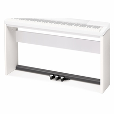 CASIO PRIVIA PAC 2WE - White CS67 Stand & SP33 Pedal Board for Privia PX 150WE / 350WE