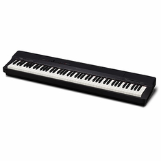 CASIO PX160BK 8 Full-size weighted scaled hammer action tri-sensor keys