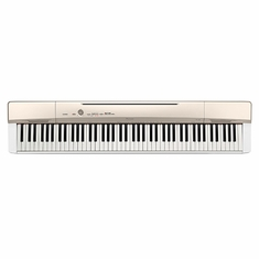 CASIO PX160GD 8 Full-size weighted scaled hammer action tri-sensor keys