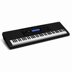 CASIO WK245 6 Piano-style touch-response keys, 48 note polyphony, 600 Tones, 180 Rhythms, 32 Registration memory