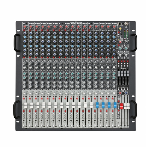 CREST AUDIO X 20R - The Crest Audio(r) X-Series(tm) is regarded as the most sonically accurate and operationally quiet, professional-level rack-mountable console range in the audio industry.