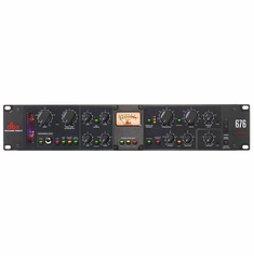 DBX 676 Tube Mic Pre Channel Strip