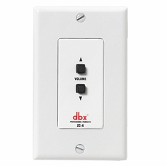 DBX ZC-7  ZC 6 Wall Mounted Push Button Up/Down Controller