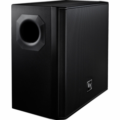 Electro-Voice EVID Series Compact Sound Satellite/Subwoofer Loudspeaker Systems