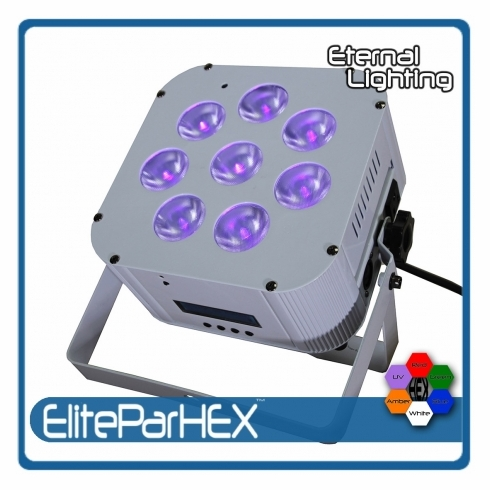ETERNAL LIGHTING ElitePar™HEX (White)