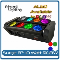 Eternal Lighting Surge8 4in1 RGBW Beam