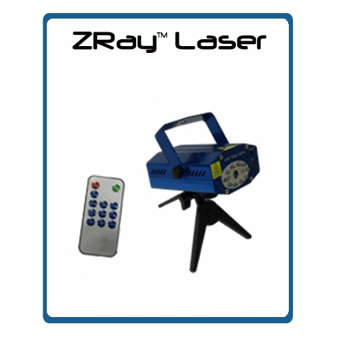 ETERNAL LIGHTING Z-ray™ Laser