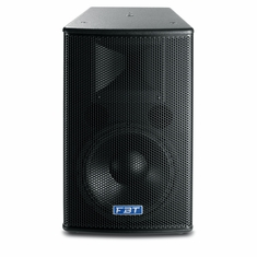 "FBT VERVE 112 A 2-way Bass reflex Active speaker - 12"" + 1"" - 400Wrms+100Wrms"