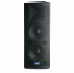 "FBT VERVE 212 A 2-way Bass reflex Active speaker - 2x12"" + 1.4"" - 400Wrms+100Wrms"