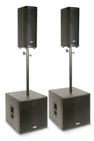 FBT VN 2500 3200 watts RMS Active PA system