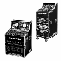 FLIGHT ROAD DJ WORK STATIONS FOR COMBO SYSTEMS