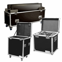 FLIGHT ROAD UTILITY CASES & TRUNKS