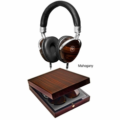 FLOYD ROSE AUDIO FR-18 M Wired Wooden Headphones (Mahogany)