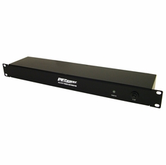 FURMAN D10-PFP - 10 OUTLET RACK STRIP (NO SURGE)