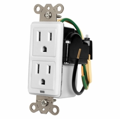 FURMAN MIW-SURGE-1G - MAX IN-WALL Surge Protection Standard Duplex