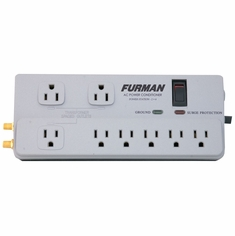 FURMAN PST-2+6 - AC STRIP 2+6 OUTLETS